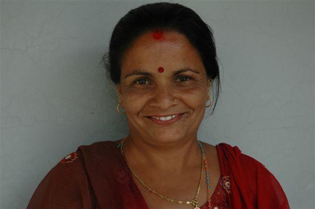 Uma Bharat 37 years old