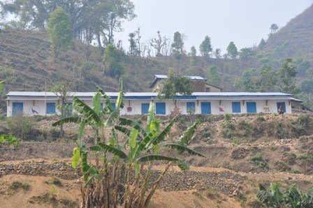 Nieuwe lagere school Bhandari