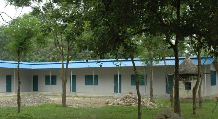 School voor analfabete vrouwen in Danda