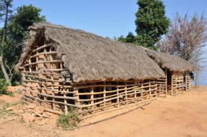 oude school van Bamboe