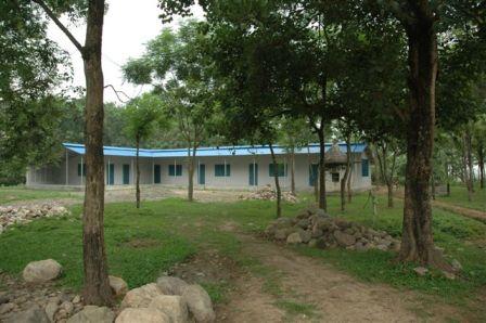 school voor analfabete vrouwen
