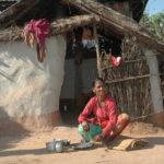 Nepalezen eten twee keer per dag rijst met linzen 'Dalbaat'