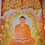 Omstreeks 560 jaar vóór Christus werd Prins Siddharta, de latere Bhoedda, geboren in Lumbini.